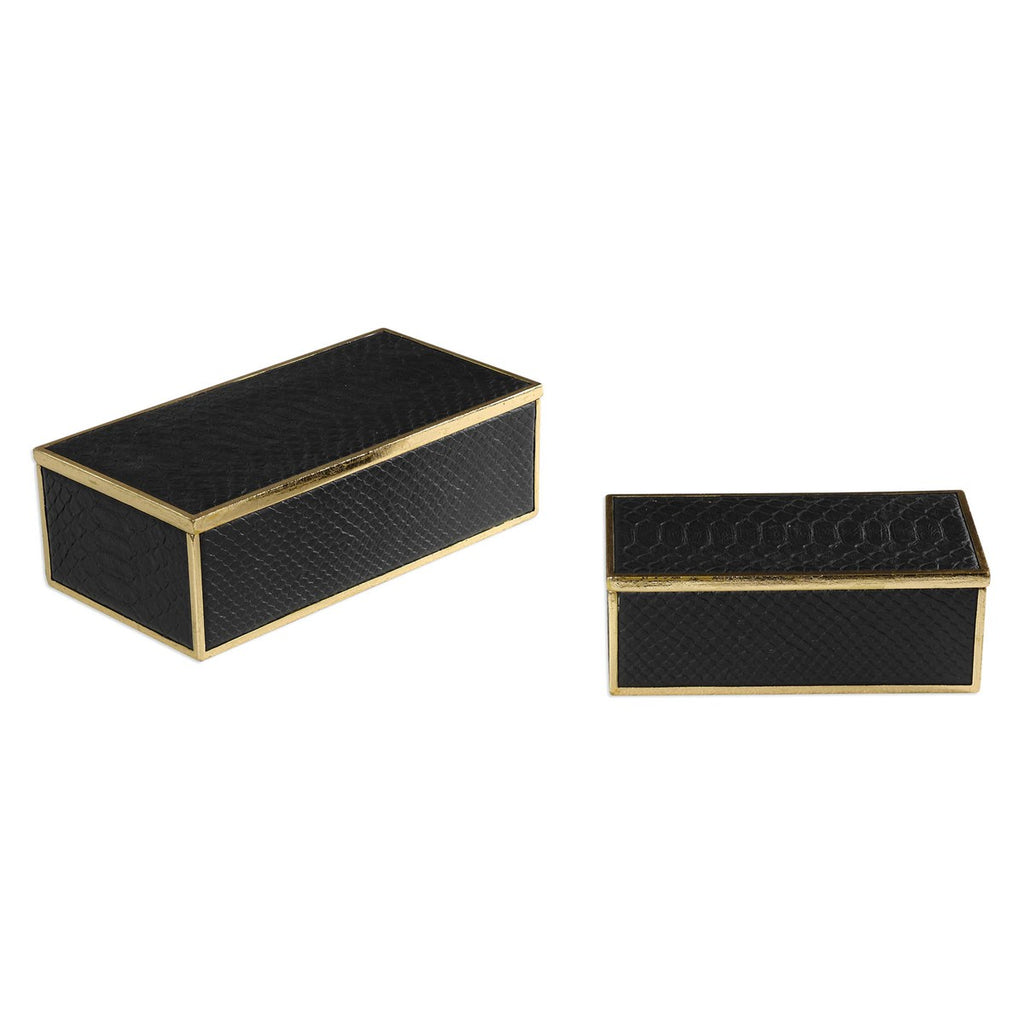 Ali Decor Boxes (Set of 2)