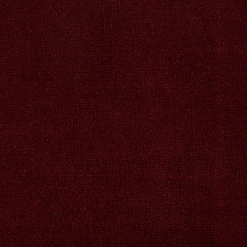 Chessford Velvet Maroon Fabric Sample