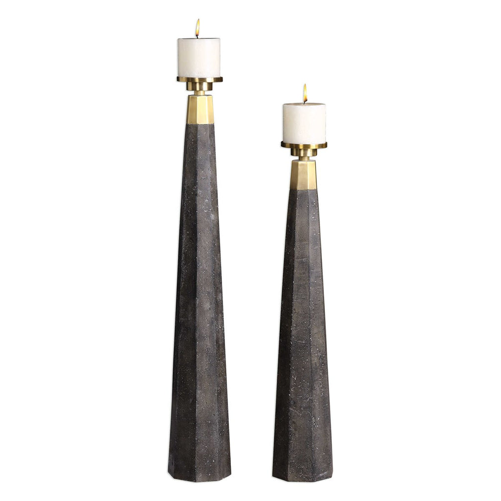 Dior Candleholders - Set of 2