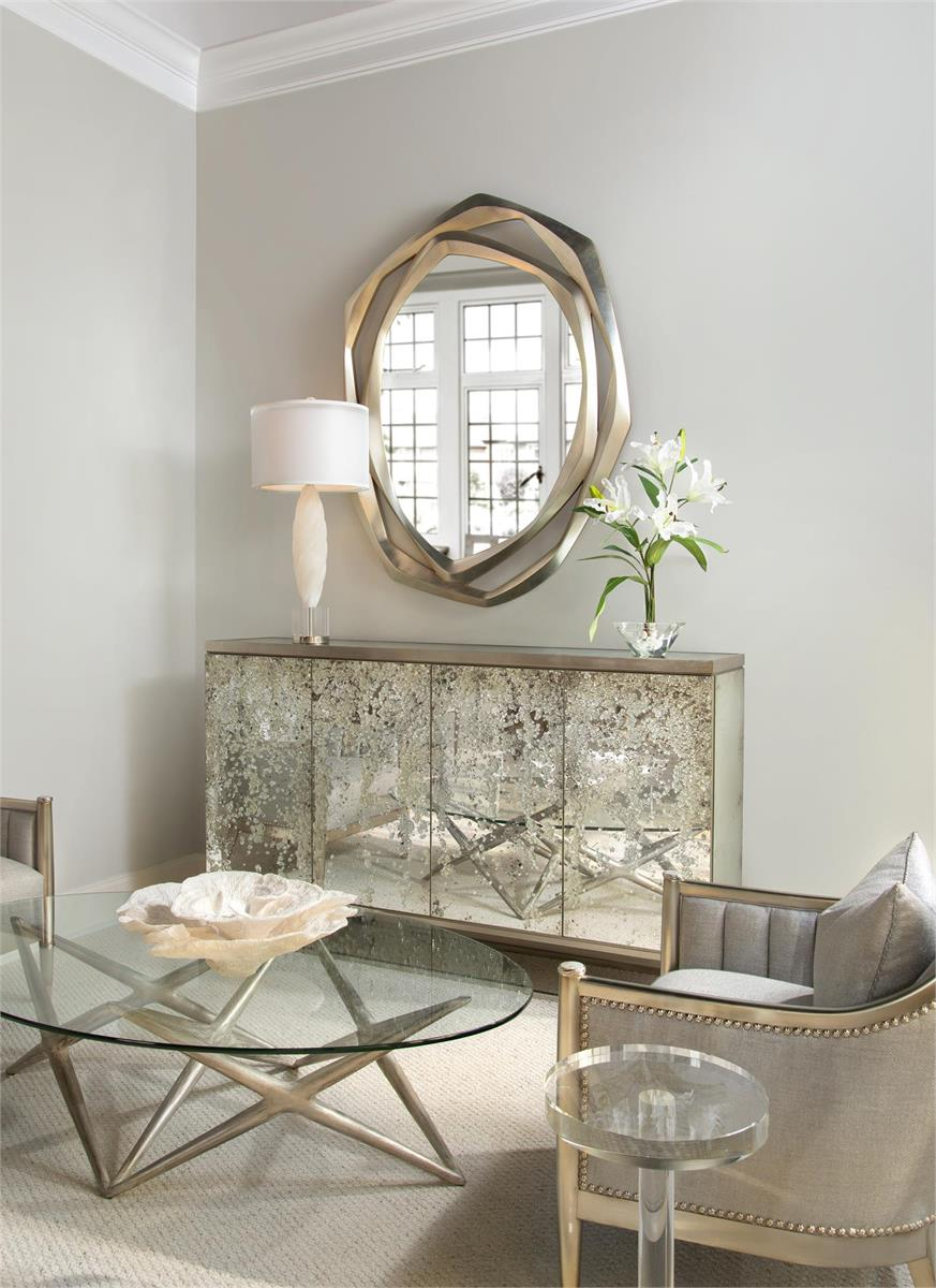 Waterfall Mirror - Luxury Living Collection
