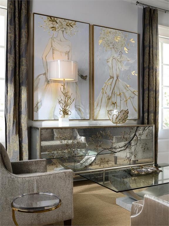 Cosmopolitan Painting - Luxury Living Collection
