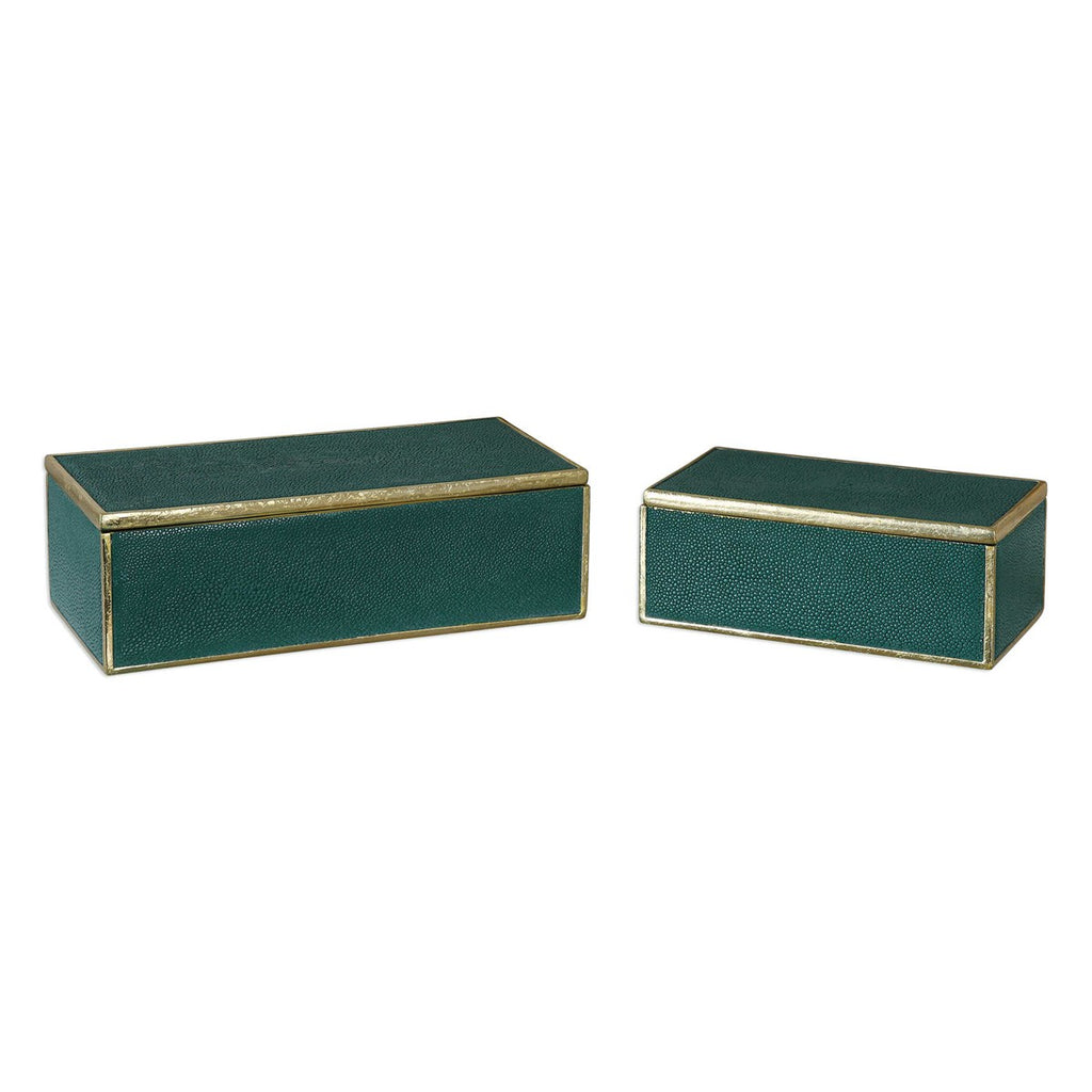 Karly Decor Boxes Set of 2