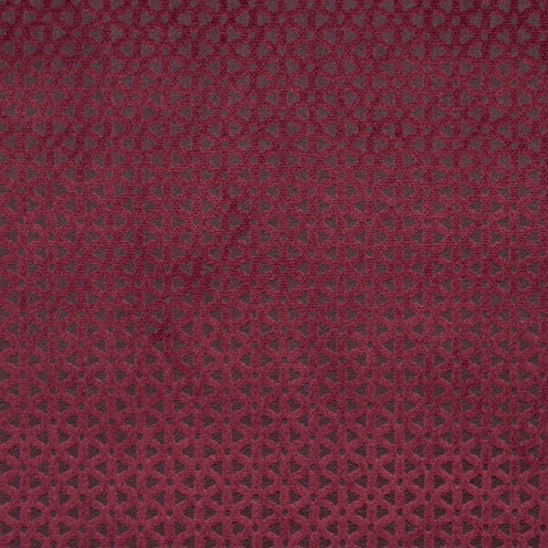Loreto Velvet Mulberry Fabric Sample