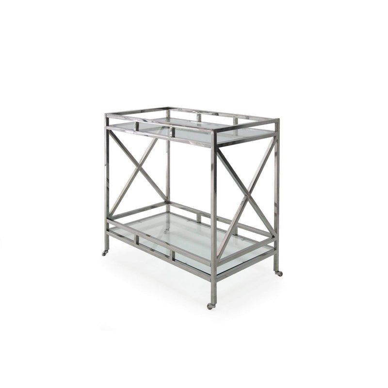 Elegant Portia Bar Cart