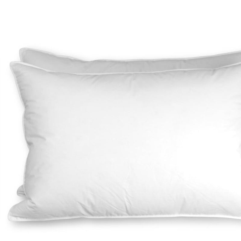 Luxe Down and Feather Pillow - Medium