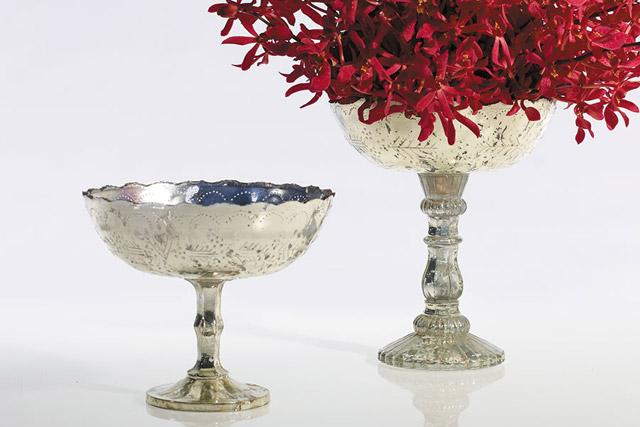 Cara Exlcusive Compote Vase Collection