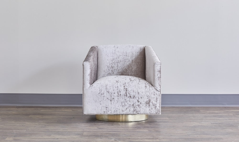 Sky Custom Swivel Accent Chair