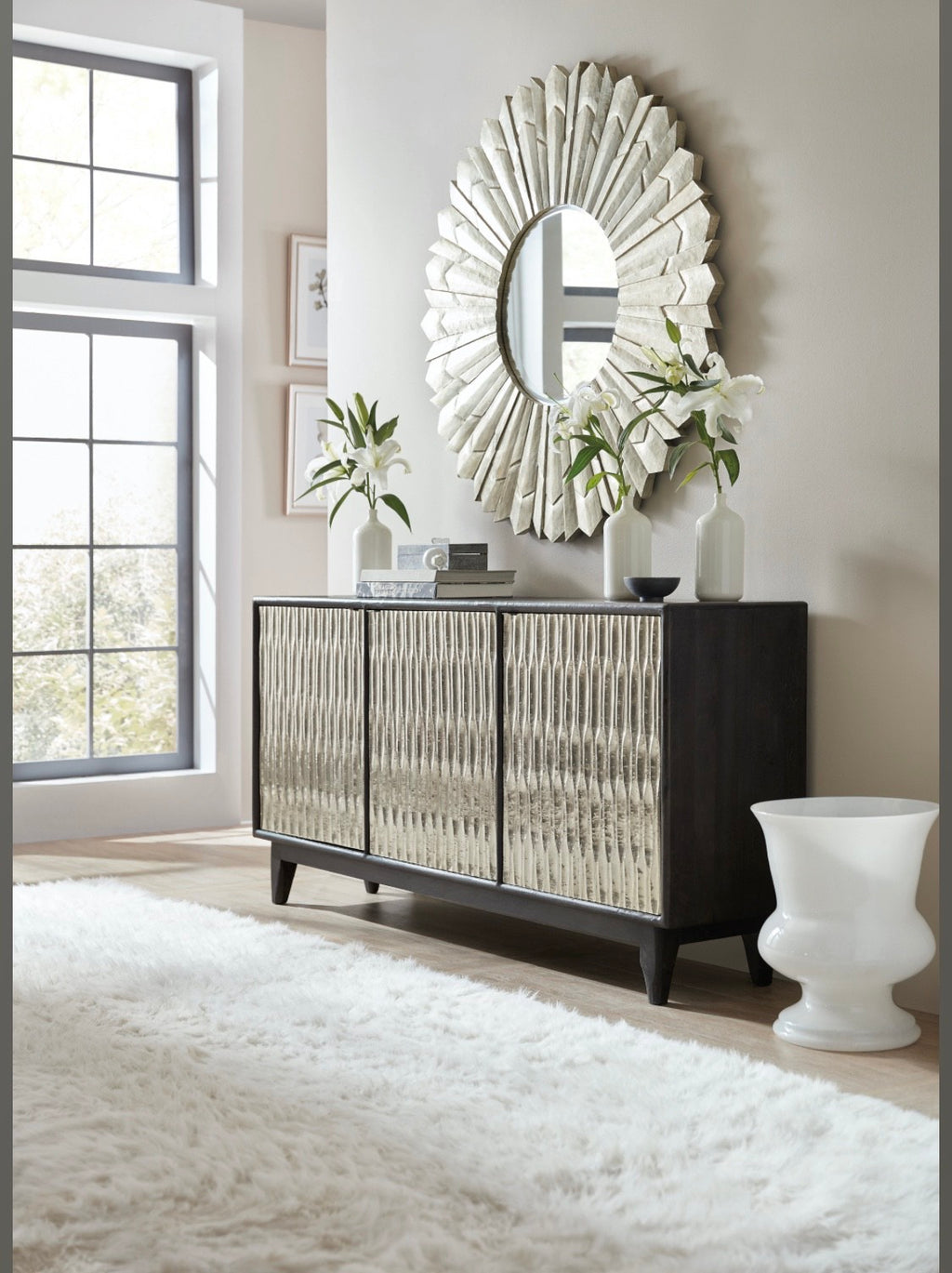 Tinsley Three-Door Credenza