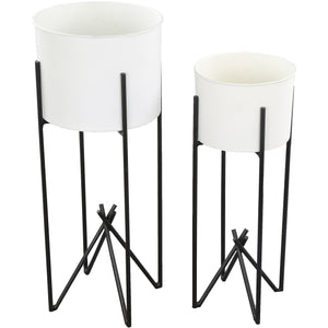 Tamara Outdoor Planters - Set of Two