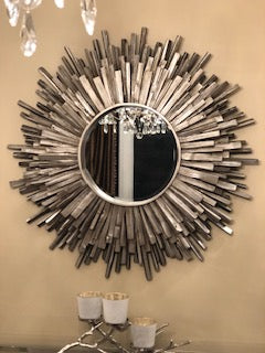 Chandler Round Mirror