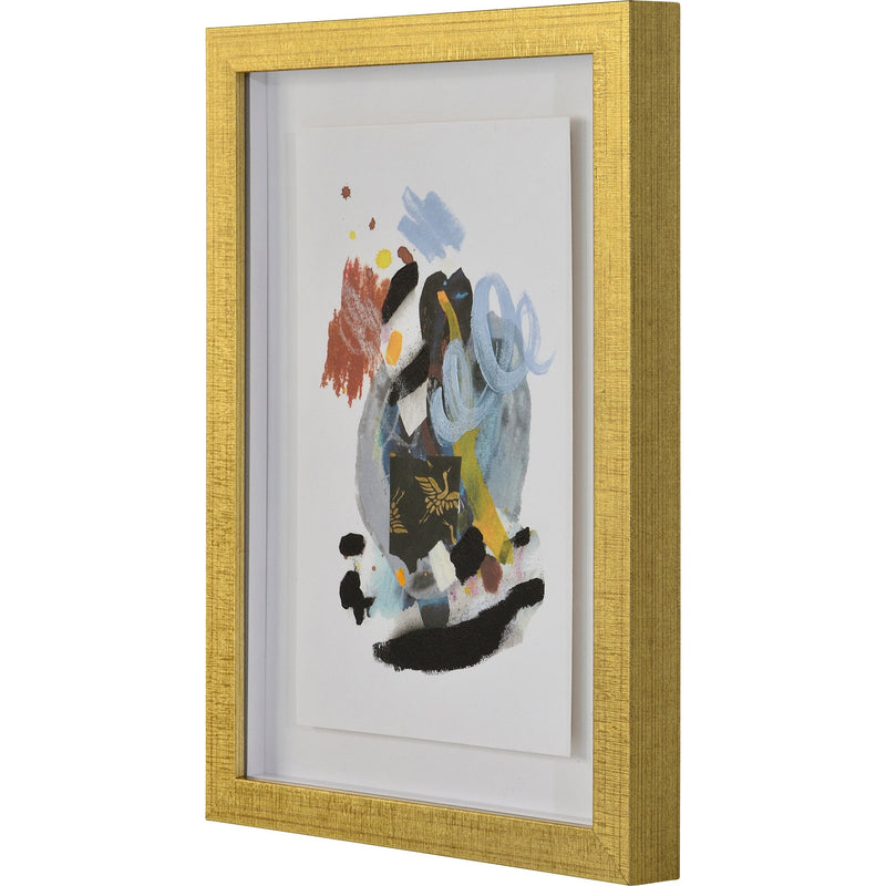 Yima Canvas Artwork - Set of 4