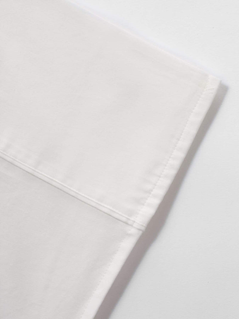 Luxury Organic Sheet Set - White Sand