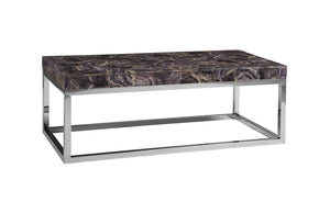 Jewel Amethyst Coffee Table