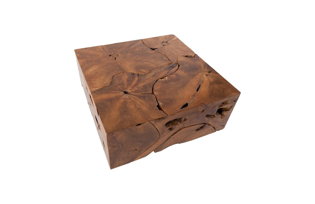 Boma Teak Coffee Table (Square)