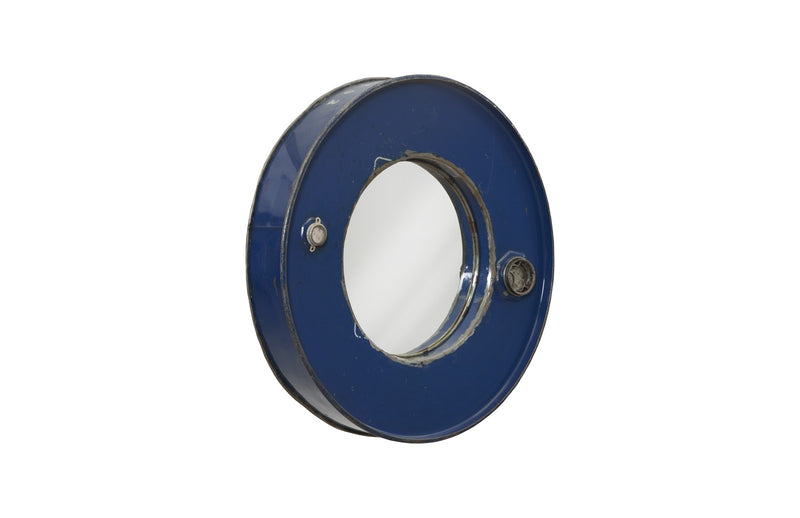 Oil Drum Mirror (Various Colors)