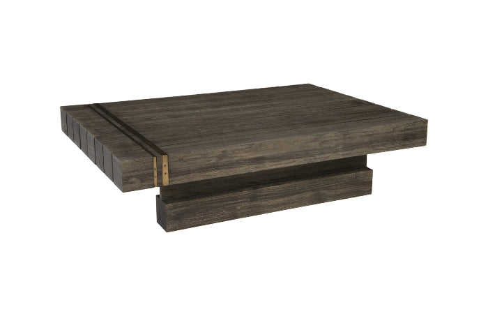Camputcha Coffee Table (Blackwood)