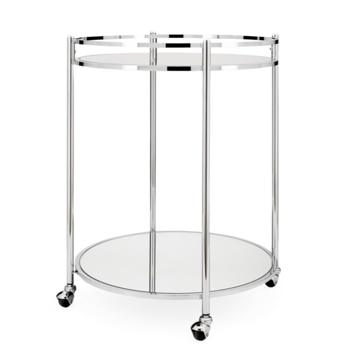 Baccarat Bar Cart