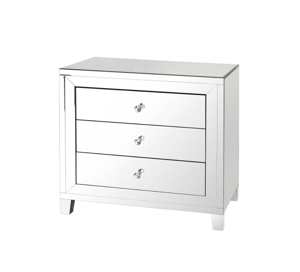 Uban Mirror Night Stand