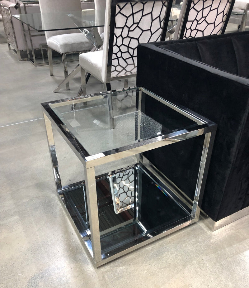 Paradisium Square End Table