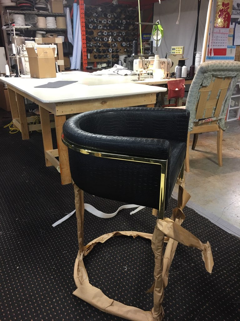Rio Custom Counter Chair
