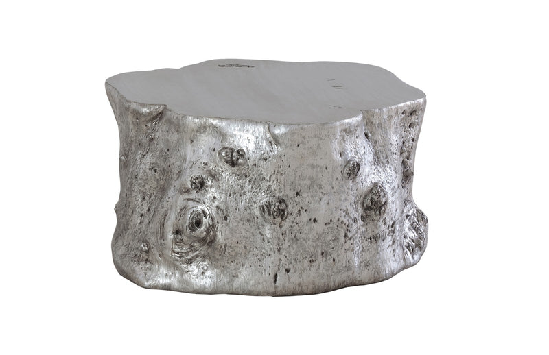 Wyn Wood Coffee Table (Silver Leaf)