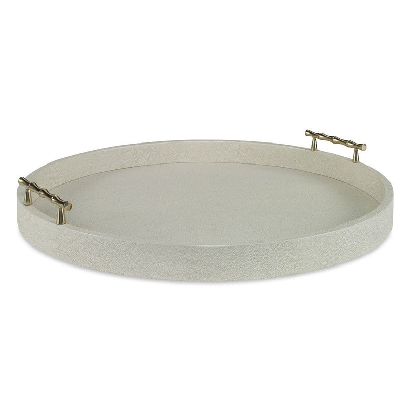Hunter Round Tray
