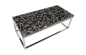 Sparkle Captured Coffee Table (Rectangle)