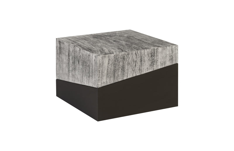 Moci Coffee Table (Grey Stone)