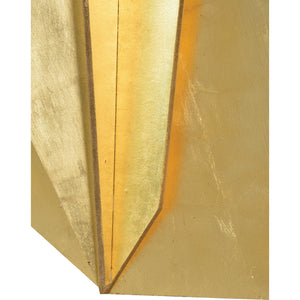 Heather Gold Wall Art