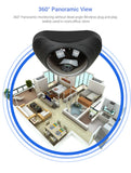 GRIDLOCK™ - 360° Panoramic All in One Home Security System