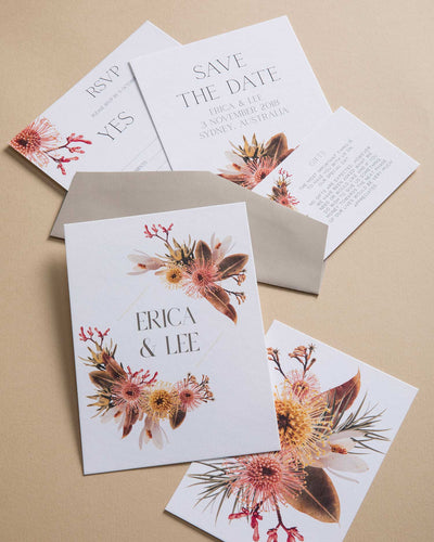 A Wild Whim Save the Date