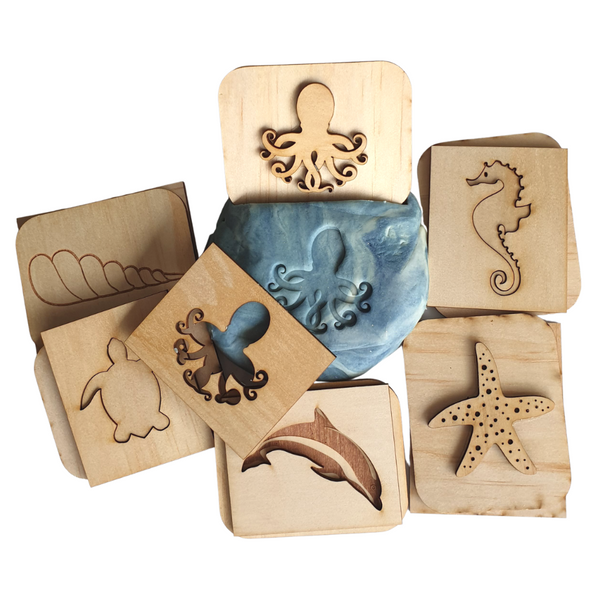 Sea Life Stamp Packs