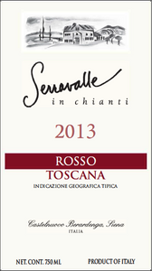 Pre-Order 2013 Super Tuscan Rosso (6-Bottle-Case)