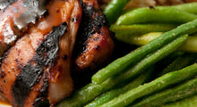 Load image into Gallery viewer, BBQ Chicken with Green Beans