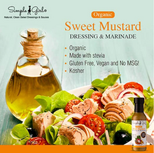 Load image into Gallery viewer, Organic Sweet Mustard Dressing