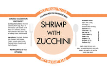 Load image into Gallery viewer, *Limited Time Only* Summer Shrimp with Zucchini