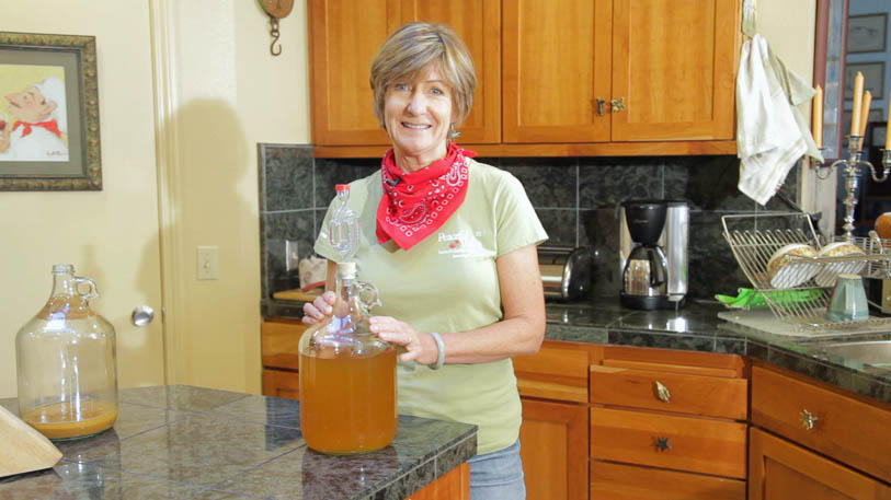 How to Make Your Own Hard Cider