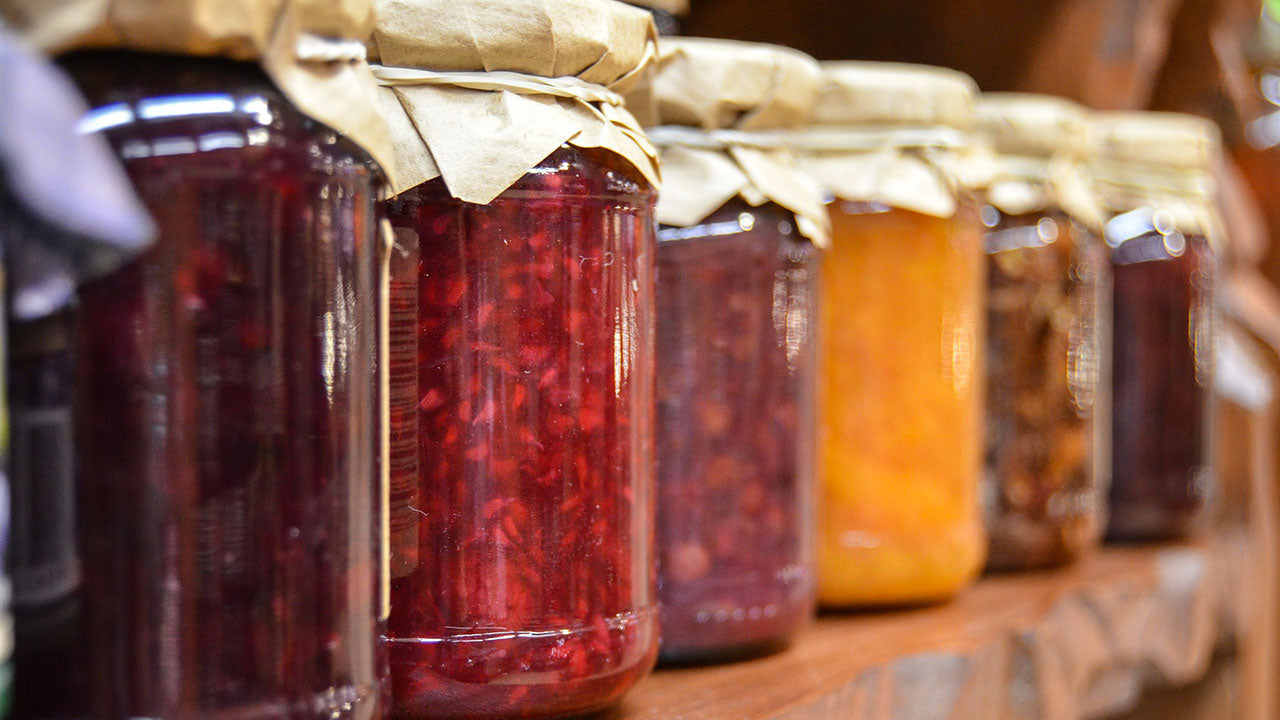 Preserves and More Preserves