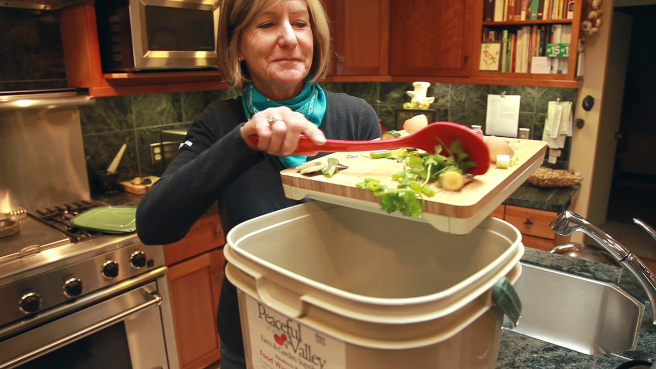 Quick and Easy Bokashi Composting