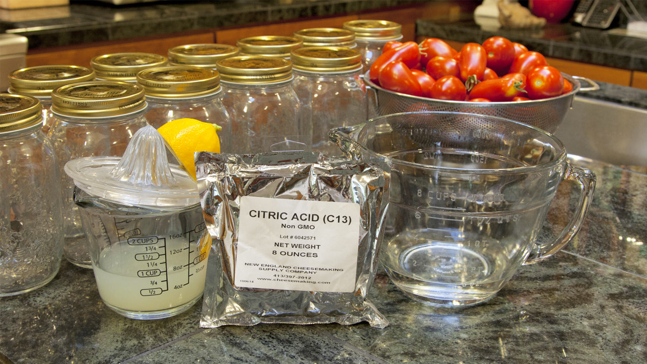 Canning Safety — Tips Grandma Didn't Know!
