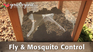 Organic Mosquito Control & Fly Traps