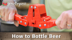How to Bottle Beer