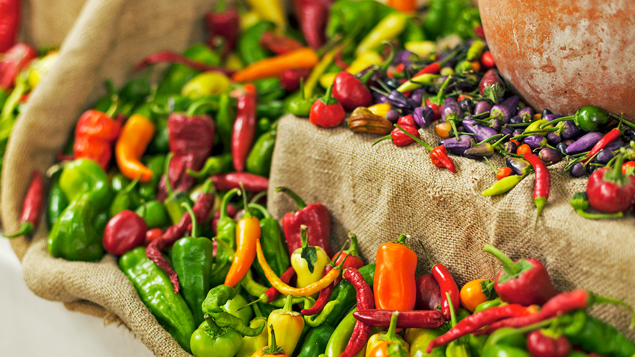 Parade of peppers -- How to Choose Peppers to Grow in Your Garden