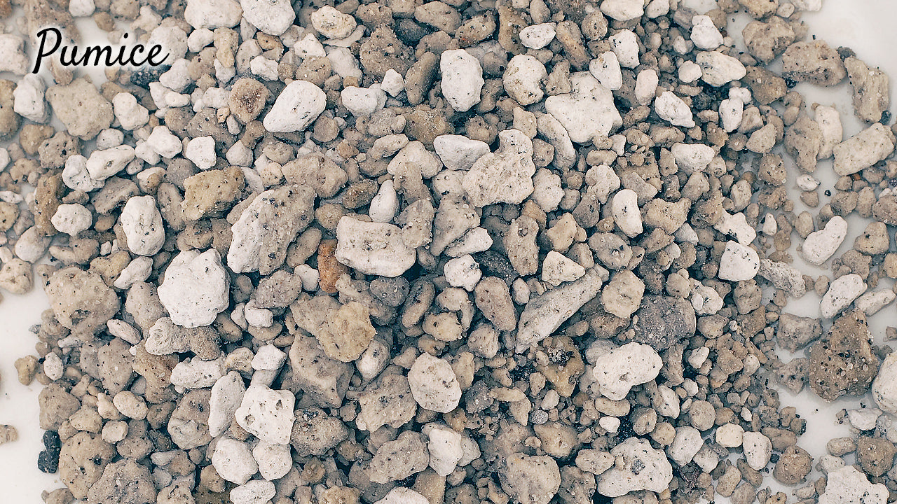 How to Use Soil Amendments-Pumice