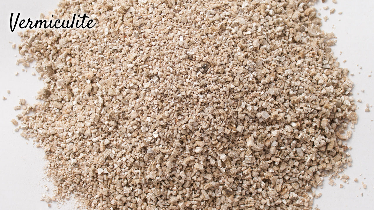 How to Use Soil Amendments-Vermiculite