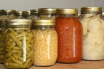 low-acid canning