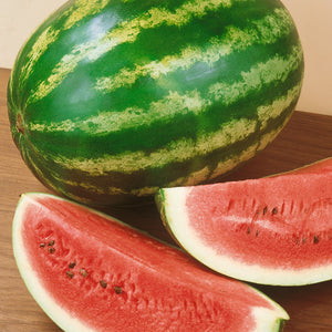 Organic Watermelon, Crimson Sweet