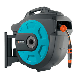 Gardena® Wall Mount Auto Reel (82' or 25 m Hose)