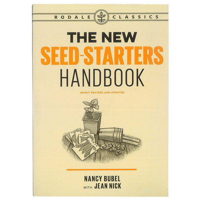 New Seed Starters Handbook Softcover