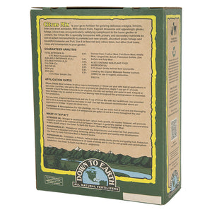 Citrus Mix Fertilizer 6-3-3 (5 lb)